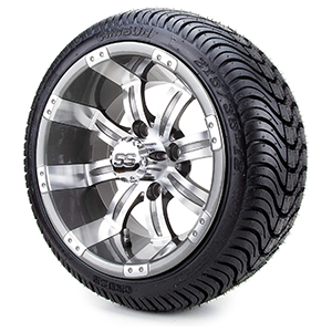 Low Profile Tires