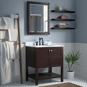 Bath Furniture and Vanities
